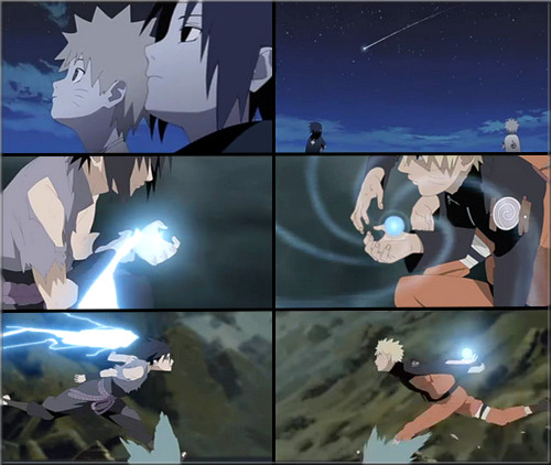 Naruto Ova Sage Mode Naruto Vs Uchiha Sasuke (2011) sub Español [Online