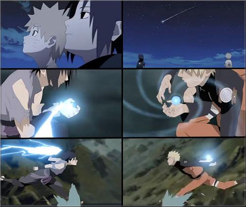 Ver Naruto Ova Sage Mode Naruto Vs Uchiha Sasuke Online