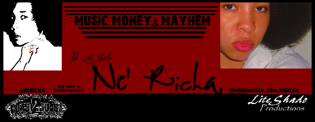 Music Money & Mayhem! Ne' Richa...