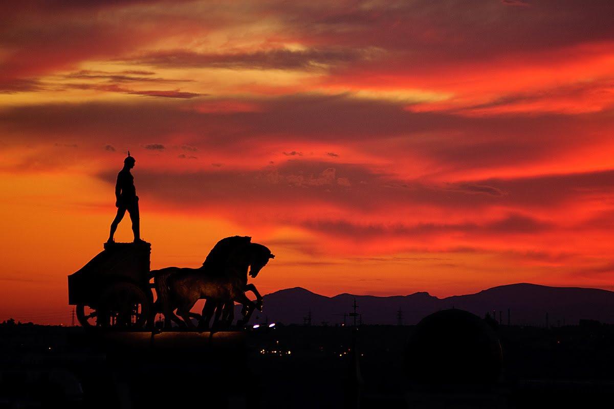 Concursos de la asociaci n fotogr fica la paz el cielo de - El cielo de madrid ...