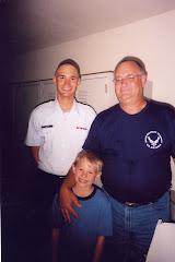 USAF Graduation