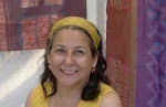Ana Maria Hidalgo, Logo Designer &amp; Founding Member Hispanic Women&#39;s League, 1981
