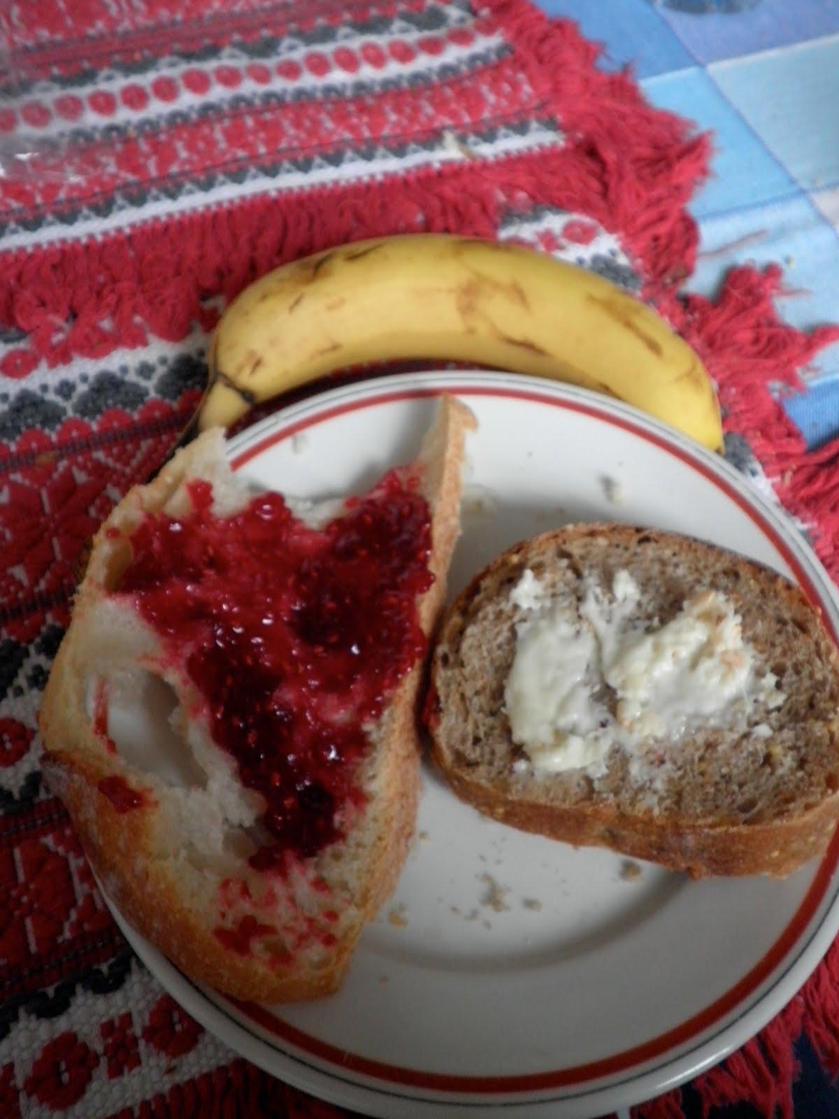 pain et beurre