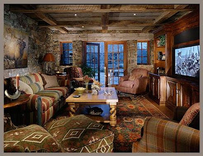 Mom's Turf: Western Style Interior Design