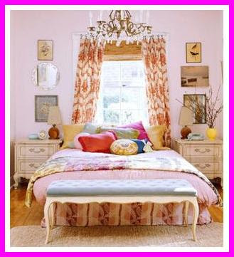 rooms of inspiration colorful vintage chic bedroom