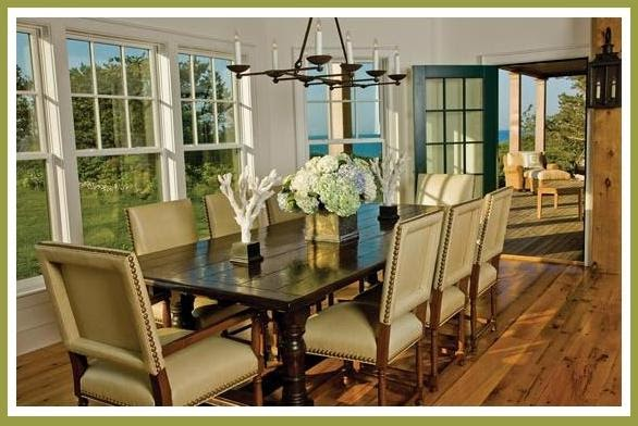 rooms of inspiration a cozy dining room with a view beautiful abodes cozy dining rooms