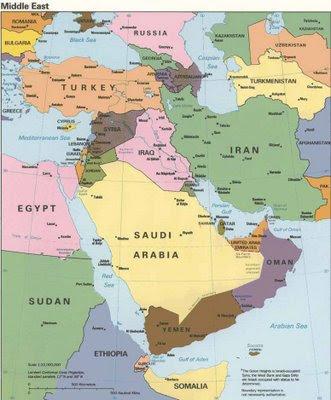 Social study break middle east map world history middle east map world history gumiabroncs Images