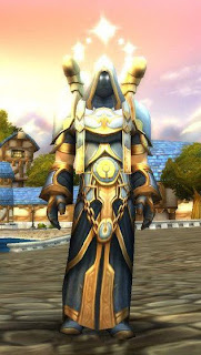 World of Warcraft: WoW Human Priest