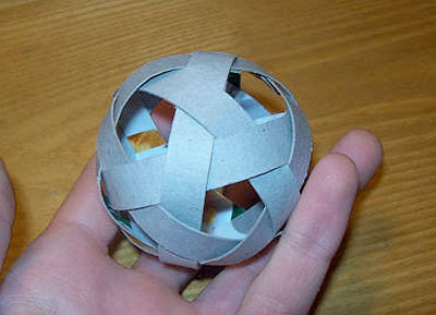 Origami Ball Origami Paper Ball Instructions