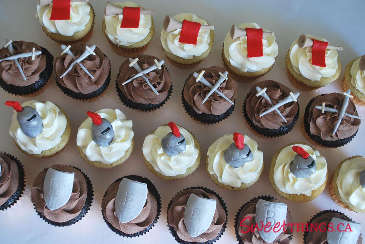 Little Knight Themed Cakes On Pinterest Castle Cakes