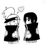 Deidei e Itachi-chan