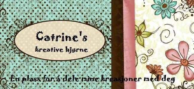 Catrine's kreative hjørne