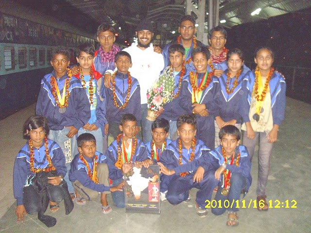 7th Sub-Junior National Jump Rope Championship, Pune (Maharastra)