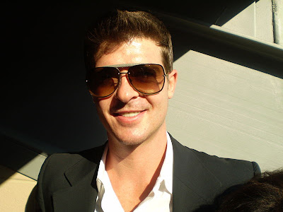 Robin Thicke,Grammy Award Winning singer Is Son Of Actor Alan Thicke