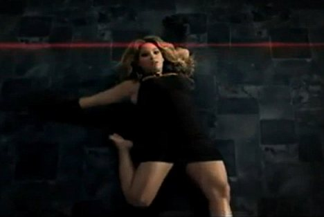 Beyonce Is The World's Sexiest Jewel Thief