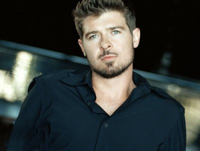 Robin Thicke On Dancing with the Stars DWTS