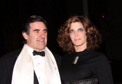 Stephanie Seymour and Peter Brant Divorce