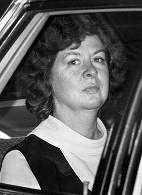 Sara Jane Moore, Woman Who Tried to Assassinate Ford