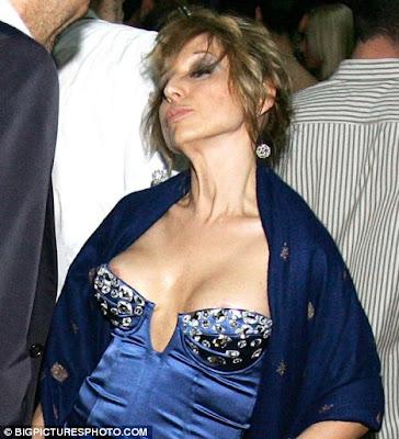 hot Marina Berlusconi Nipple Slip pics