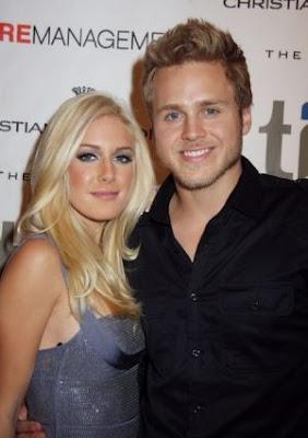 hot Heidi Pratt, Spencer Pratt's wife