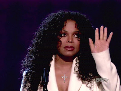 Janet Jackson at BET Awards 2009