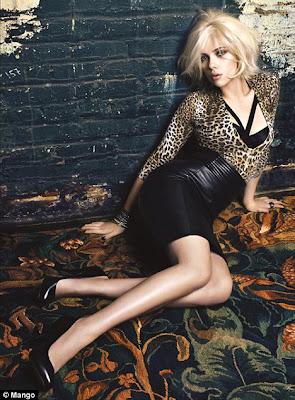 Scarlett Johansson Sizzling Hot Mango Ad