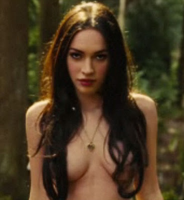 Megan Fox's Topless in movie Jennifer's Body
