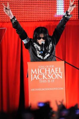 Live Coverage Of Michael Jackson Memorial