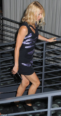 Gwyneth Paltrow Sizzles In Skintight Party Dress