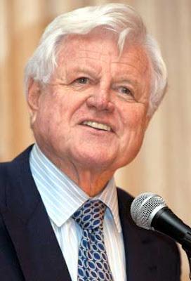 Edward Kennedy akaTed Kennedy, Dies at 77
