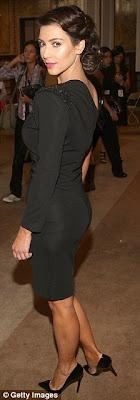 Kim Kardashian flaunts he big booty ,ass