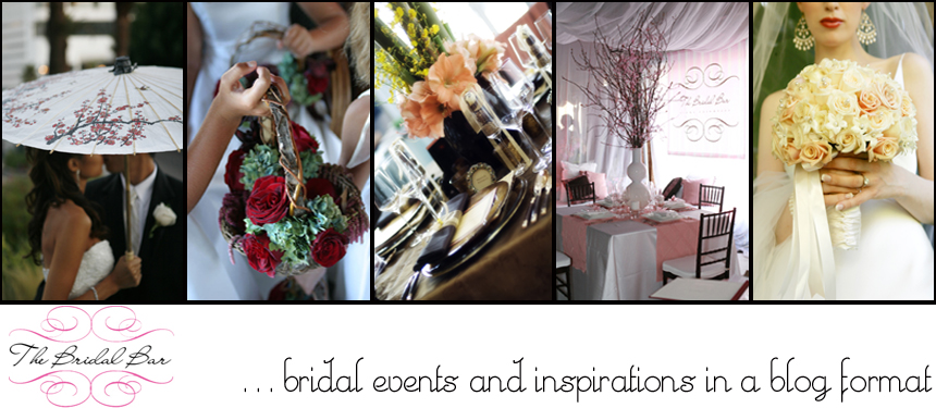 Bridal Bar Blog