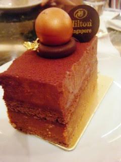 Hazelnut Praline Cake Singapore