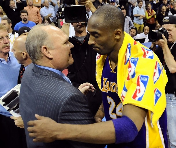 Los That Sports Blog.: Denver Nuggets Coach Says Kobe