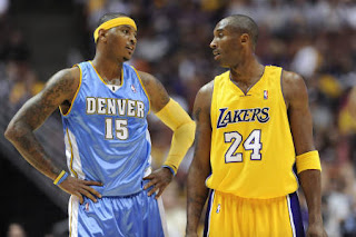 "Kobe to Carmelo ""Do What Makes You Happy"""
