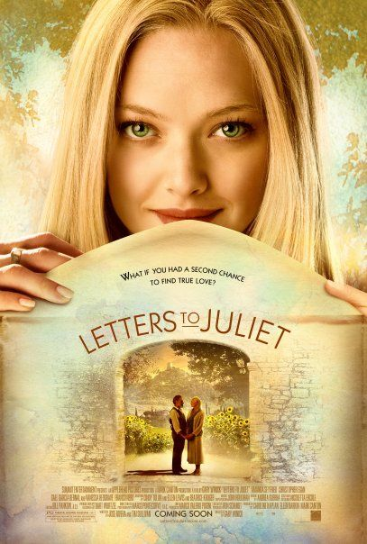 Things I Like To Whisper About: Movie :: Letters To Juliet