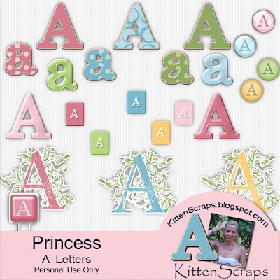http://kittenscraps.blogspot.com/2009/09/princess-mischief-princess-freebie.html
