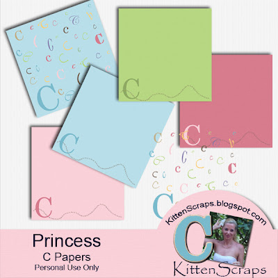 http://kittenscraps.blogspot.com/2009/10/princess-c-paper-freebie.html