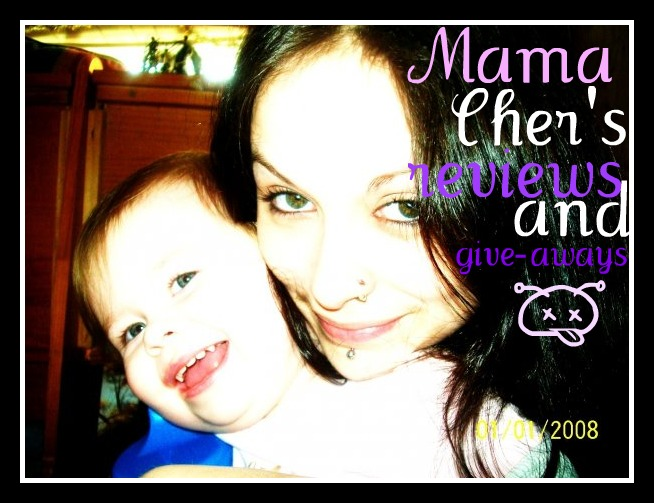 Mama Cher's Reviews and Giveaways blog!