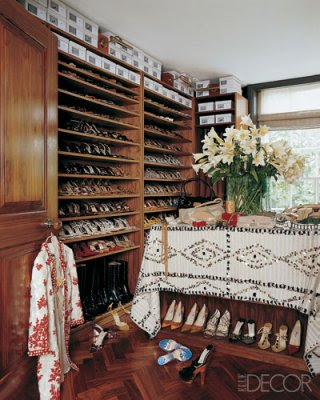 SeekingDecor: Celebrity Closets