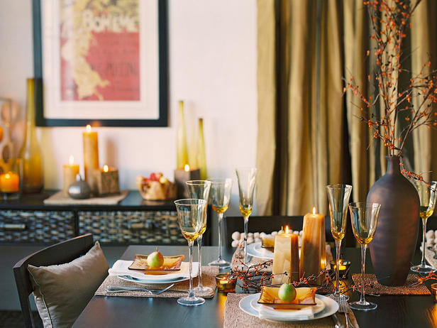 Seekingdecor Thanksgiving Table Decoration Ideas
