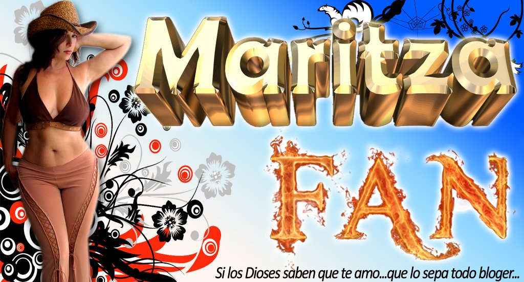 MARITZA FAN SITE
