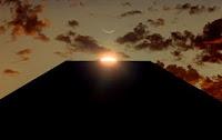 Il monolito nero di '2001 Odissea nello spazio'
