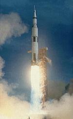 Lancio dell'Apollo 15