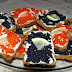 Appetizers - Caviar on Toast