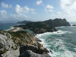 Isla Cies - alto do Principe