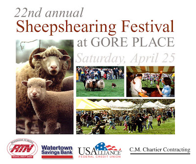 the 22nd annual sheep shearing