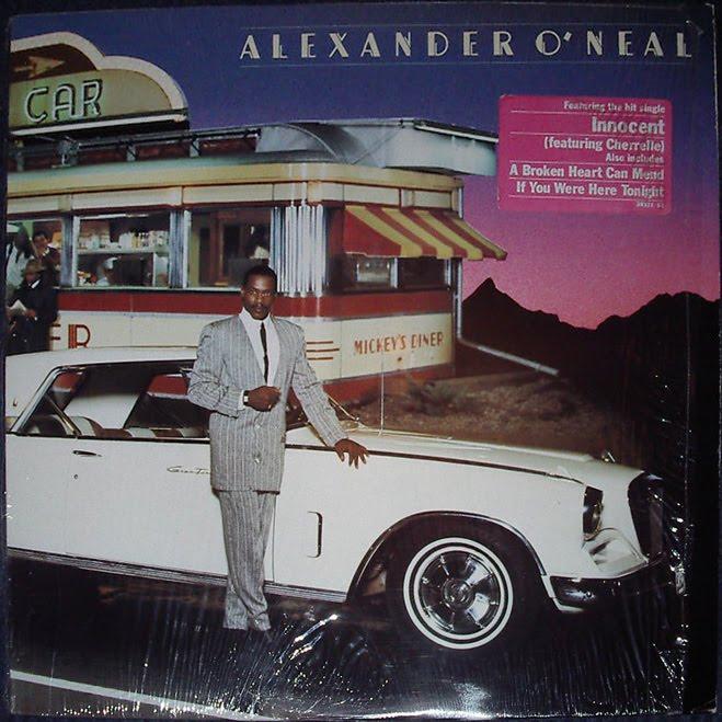 Alexandra O'Neal - A Broken Heart Can Mend 1987