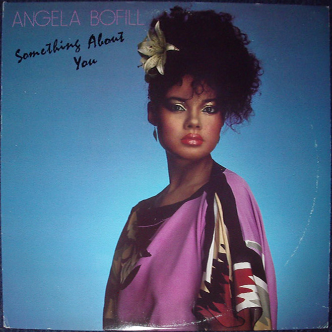 Angela Bofil - Something About You 1981