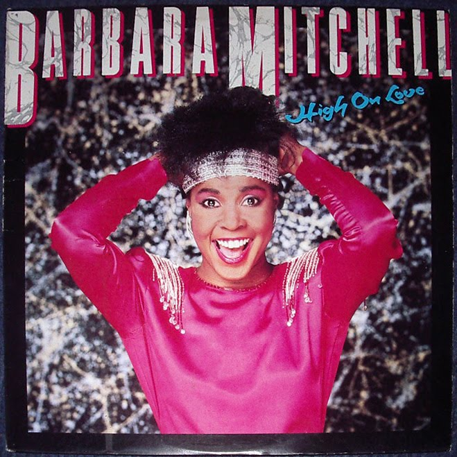 Barbara Mitchell - High On Love 1986